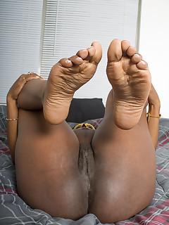 Feet porn